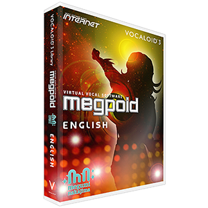 Megpoid English(VOCALOID3)